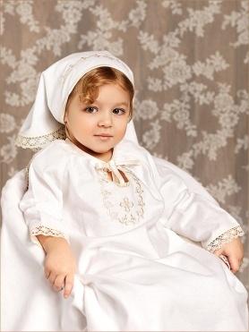 косынка под крестильную сорочку Ульяна