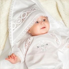 крестильный набор для мальчика, модель Василий