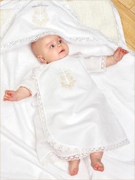 набор для крещения Золотая лоза