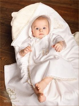 комплект из фланели для крещения