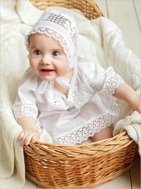 набор для крещения девочки