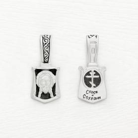 серебряный крестик арт.03440
