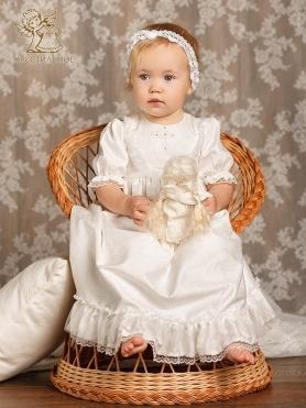 крестильное платье Берегиня