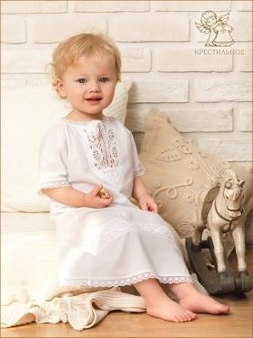 рубашка модель Петр на ребенке