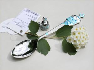 серебряные сувениры для крестника от SOKOLOV