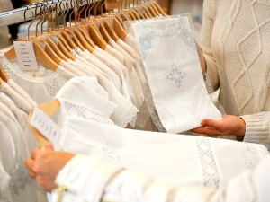 полный ассортимент детской крестильной одежды от нашей мастерской