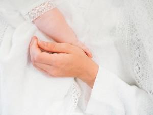 белая крестильная одежда - фото Юлии Гвоздевой