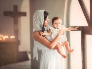 Подготовка к крещению