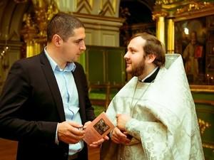 Собеседование крестного