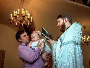 Обязанности крестного папы