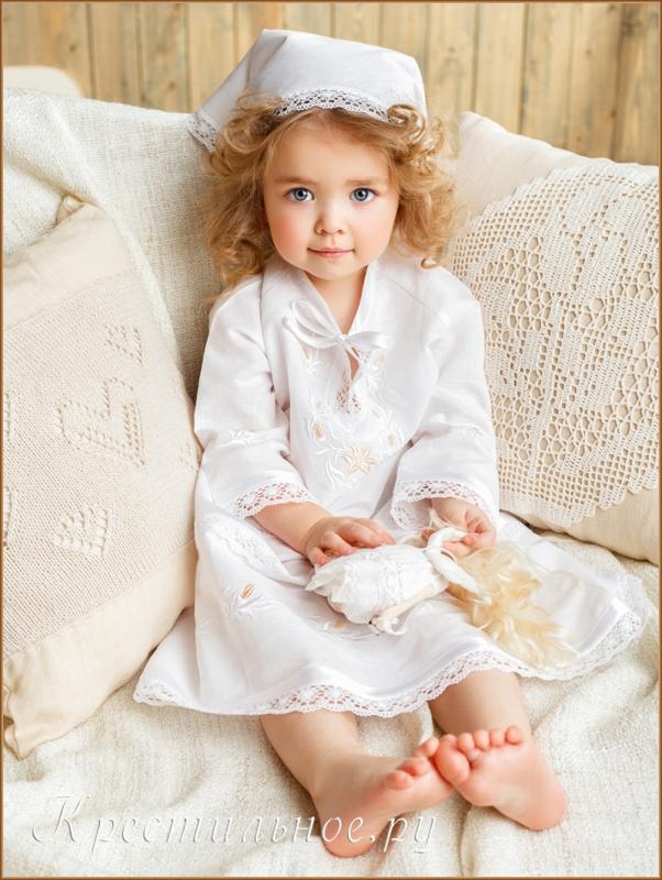 крестильное платье на 3 года