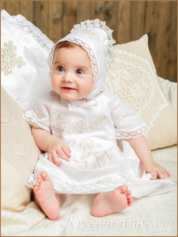 Крестильное платье София