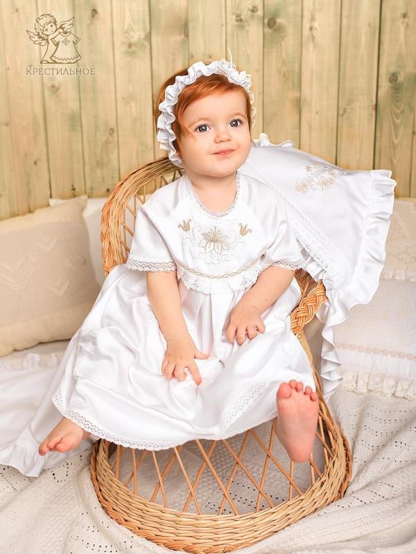 крестильное платье модель елизавета
