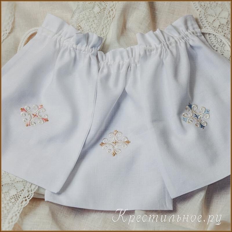мешочек для крестильных принадлежностей