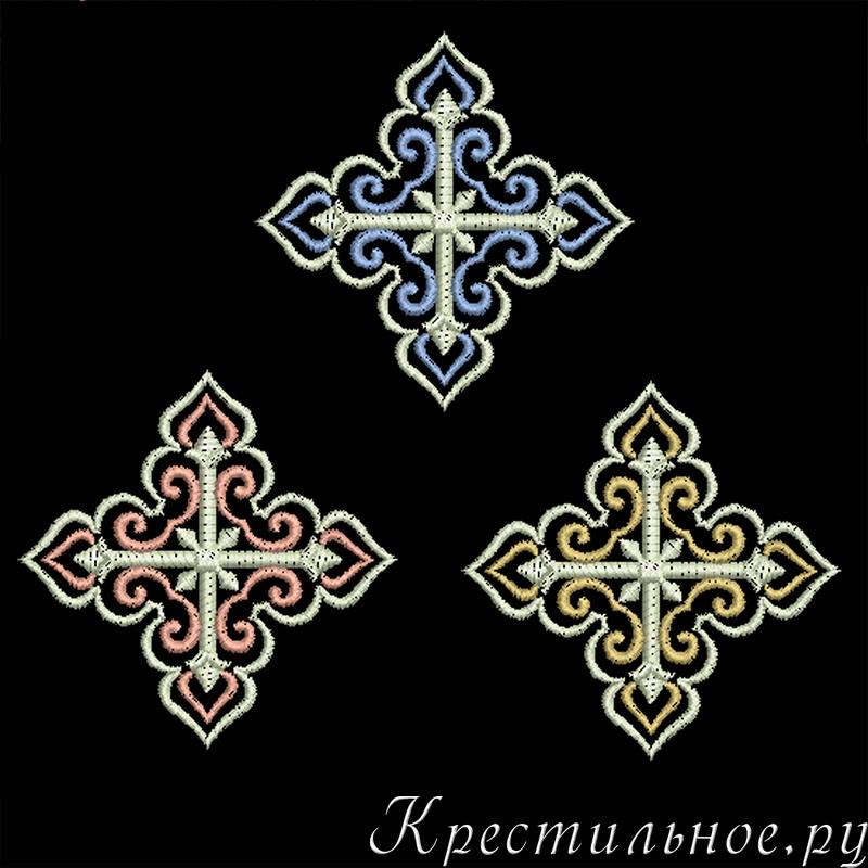 православный равносторонний крест