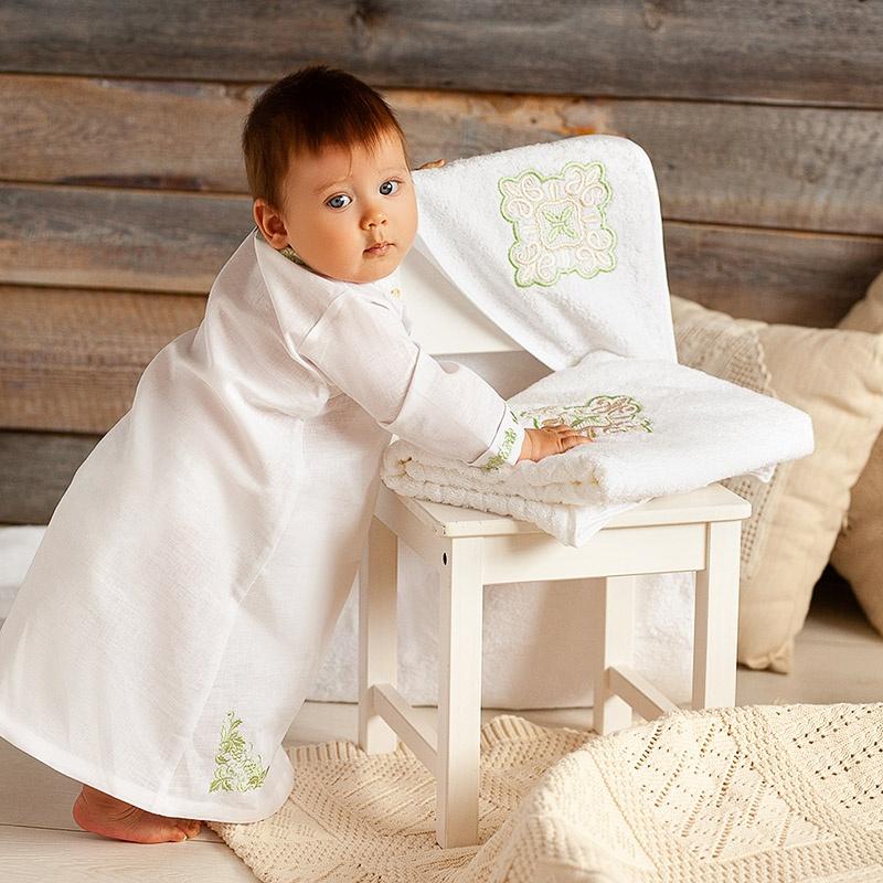 """Набор """"Елисей"""" с классическим полотенцем"""