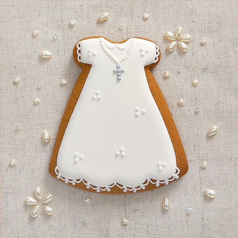 Пряник Крестильное платье