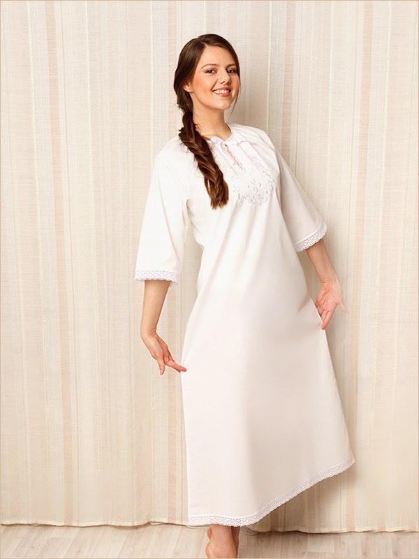 крестильная рубашка с вышивкой