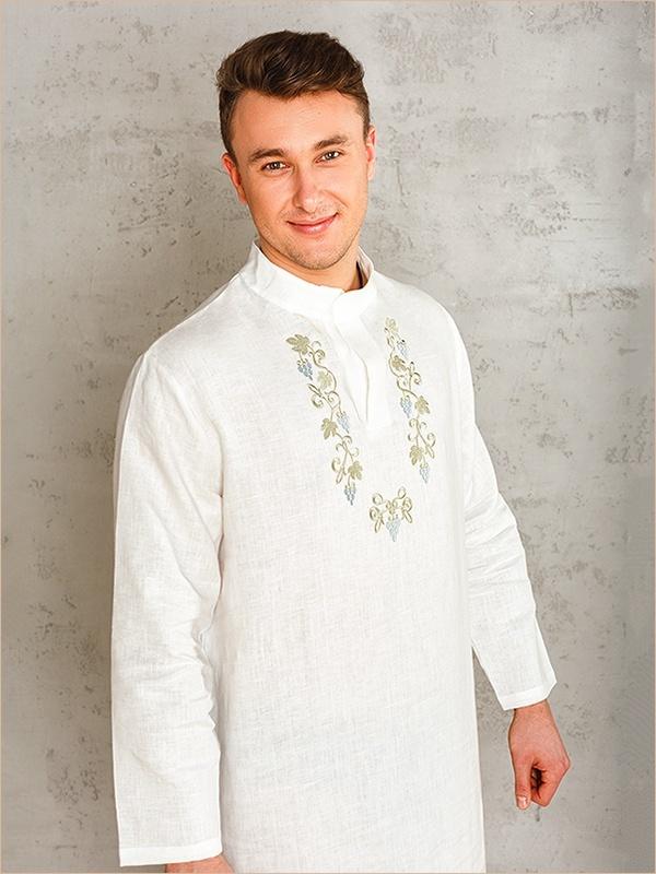 рубашка для крещения мужчины