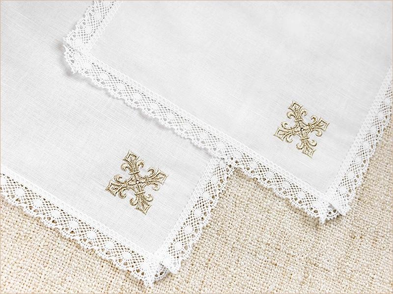 платочки для свечей