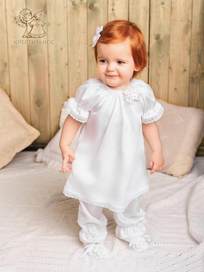 штанишки и сорочка Ангелина