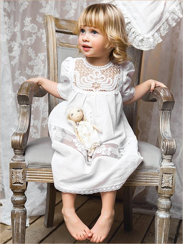 платье из набора