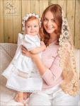 Крестильное платье Ксения