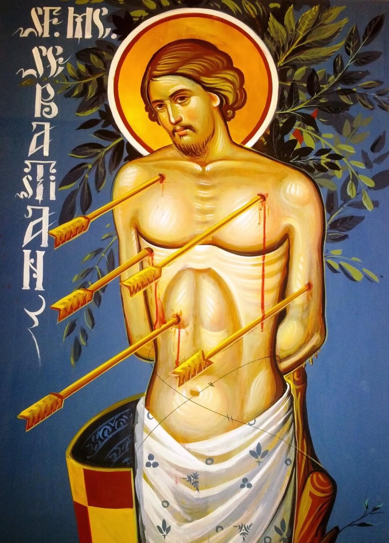 Святой Севастиан Медиоланский